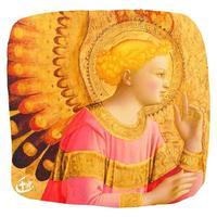 Fra Angelico, Ange (detail de l'Annonciation du Co