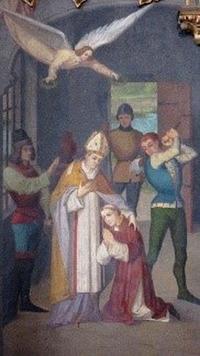 martyre de St Saulve et de St Superius