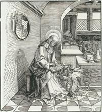 Sainte Madelberte Maubeuge