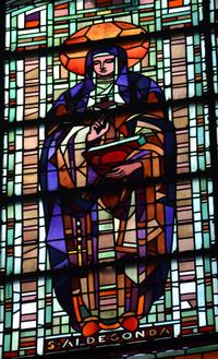 Ste Aldegonde (cathedrale de Cambrai)
