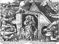 Brueghel l'ancien Bon Pasteur