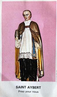 image de St Aybert