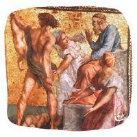 Jugement de Salomon, Fresques de Raphaël