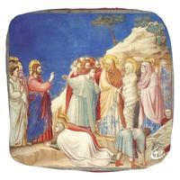 résurrection Lazare Giotto