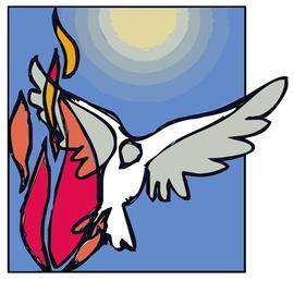Le Saint Esprit pixabay