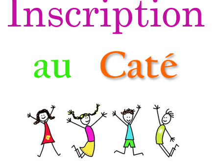 inscription cate