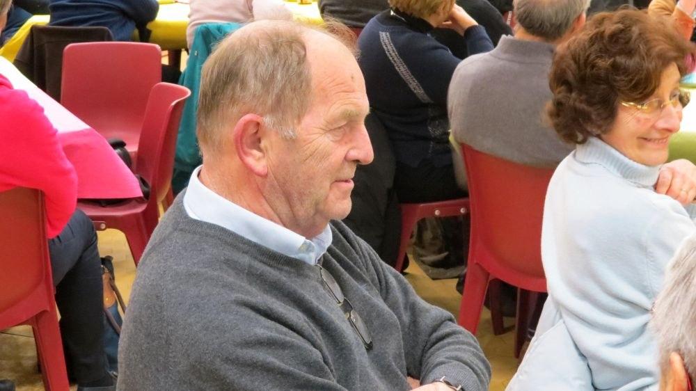 Abbé Xavier Bris