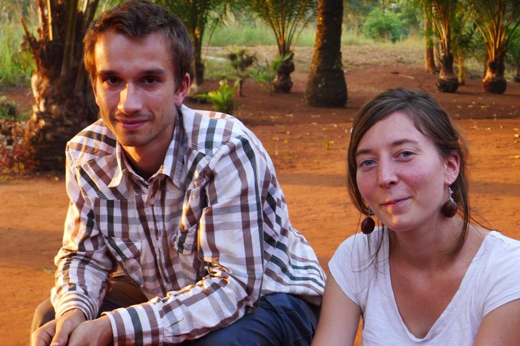Agnès et Pacôme