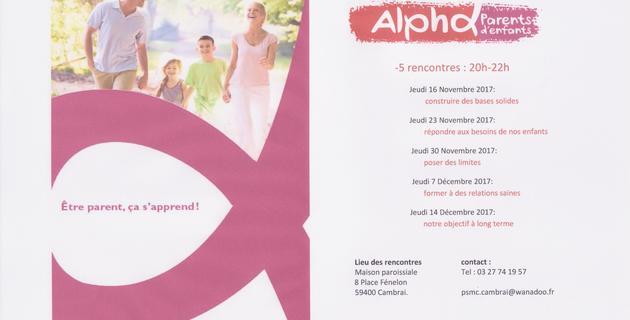 Alpha Parents