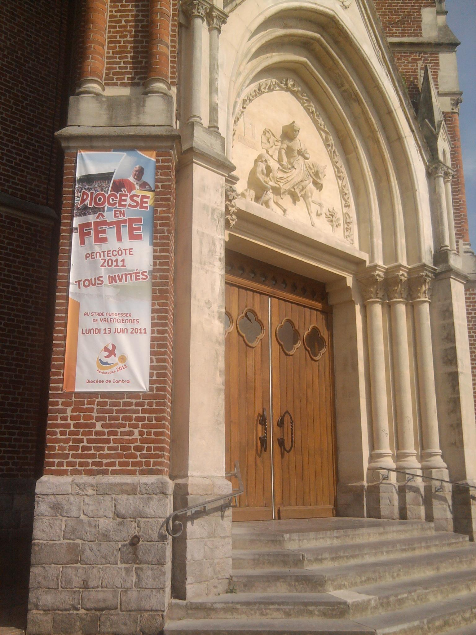 Paroisse Saint Laurent en Ostrevant