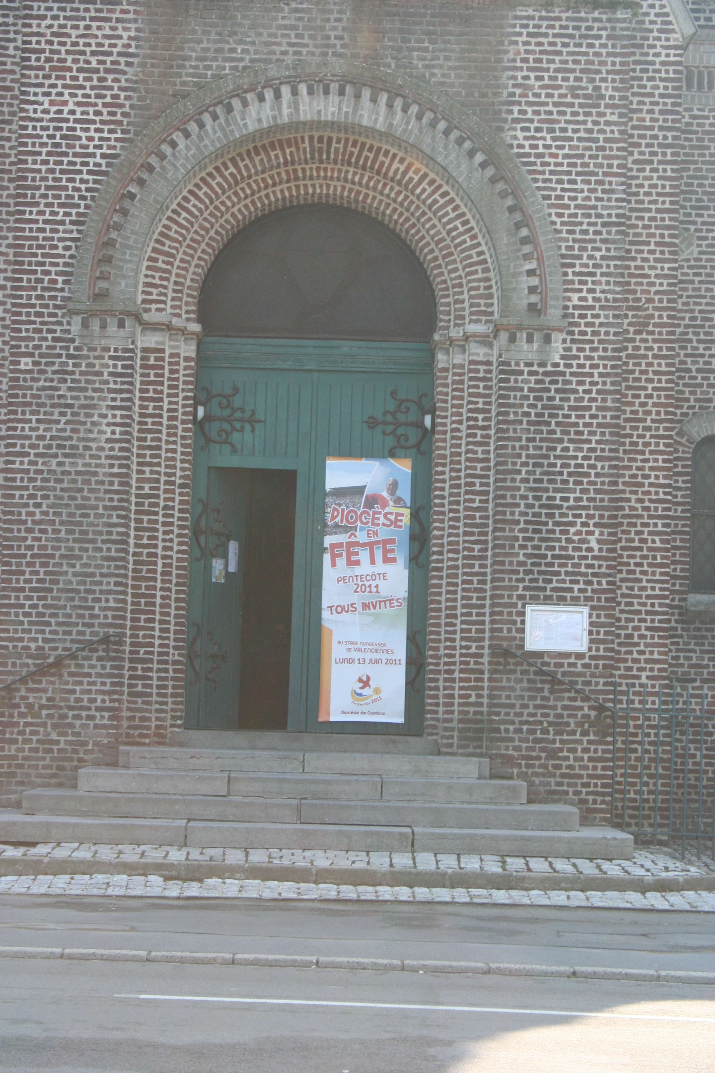 Paroisse Sainte Barbe du Hainaut
