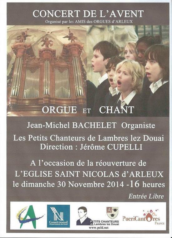 Arleux-concert14 11 30