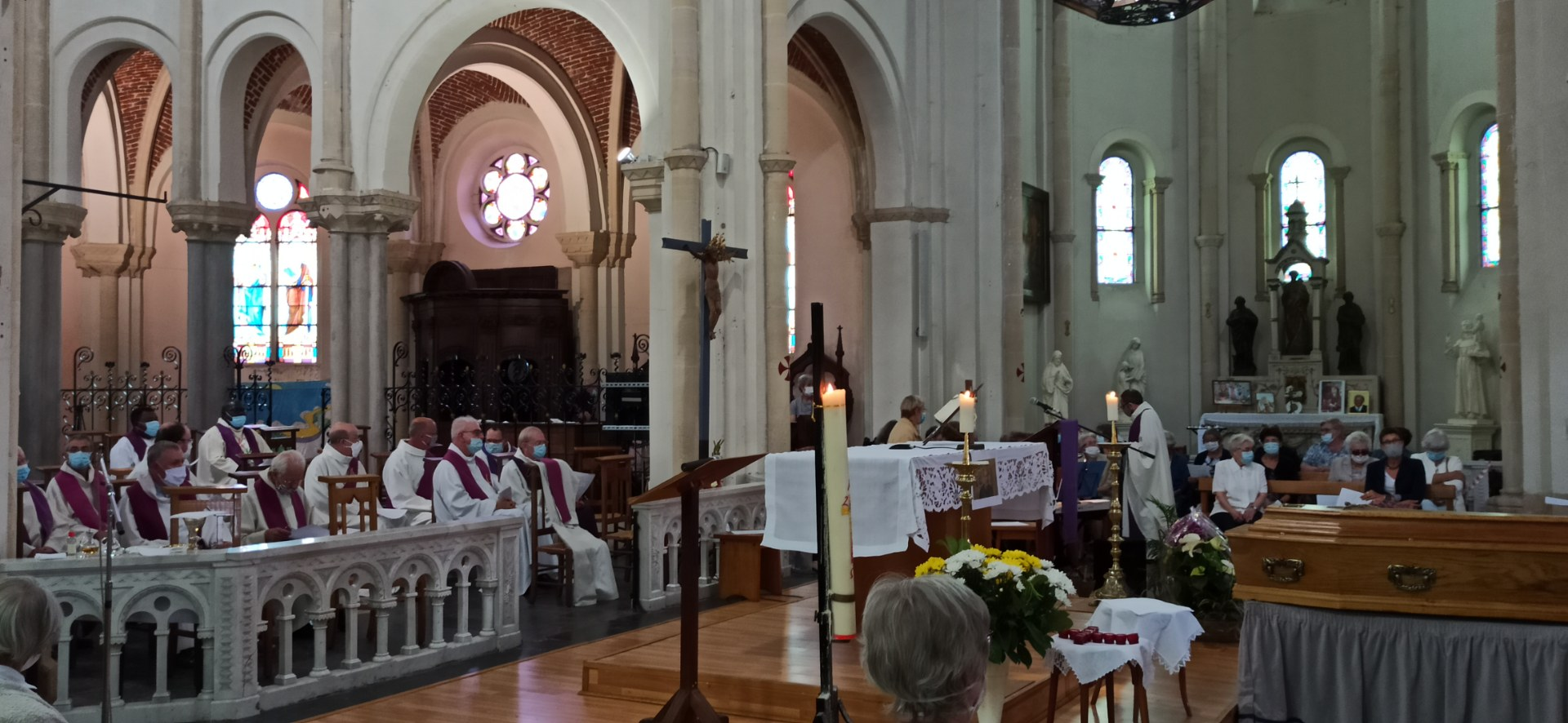 Auberchicourt Guy Seulin  enterrement (11)