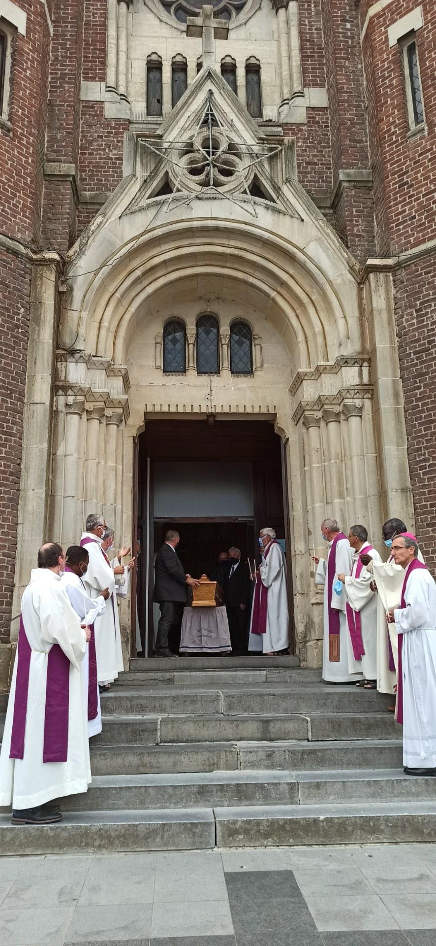 Auberchicourt Guy Seulin  enterrement (41)