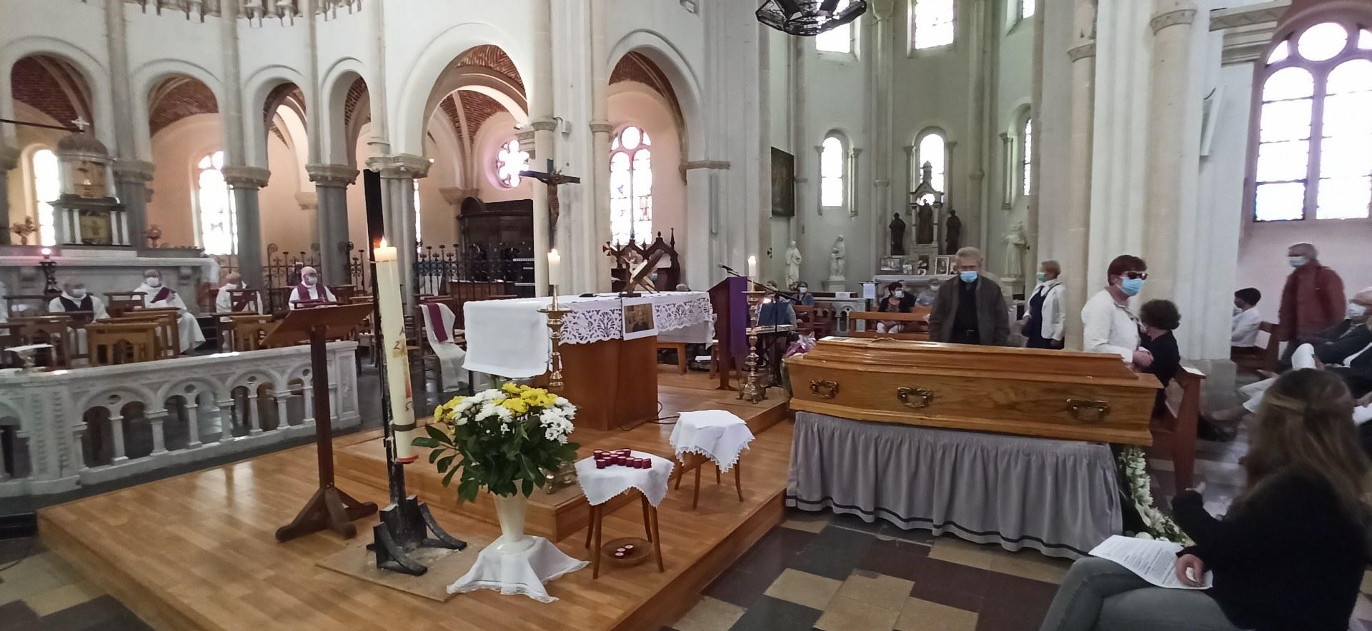Auberchicourt Guy Seulin  enterrement (5)