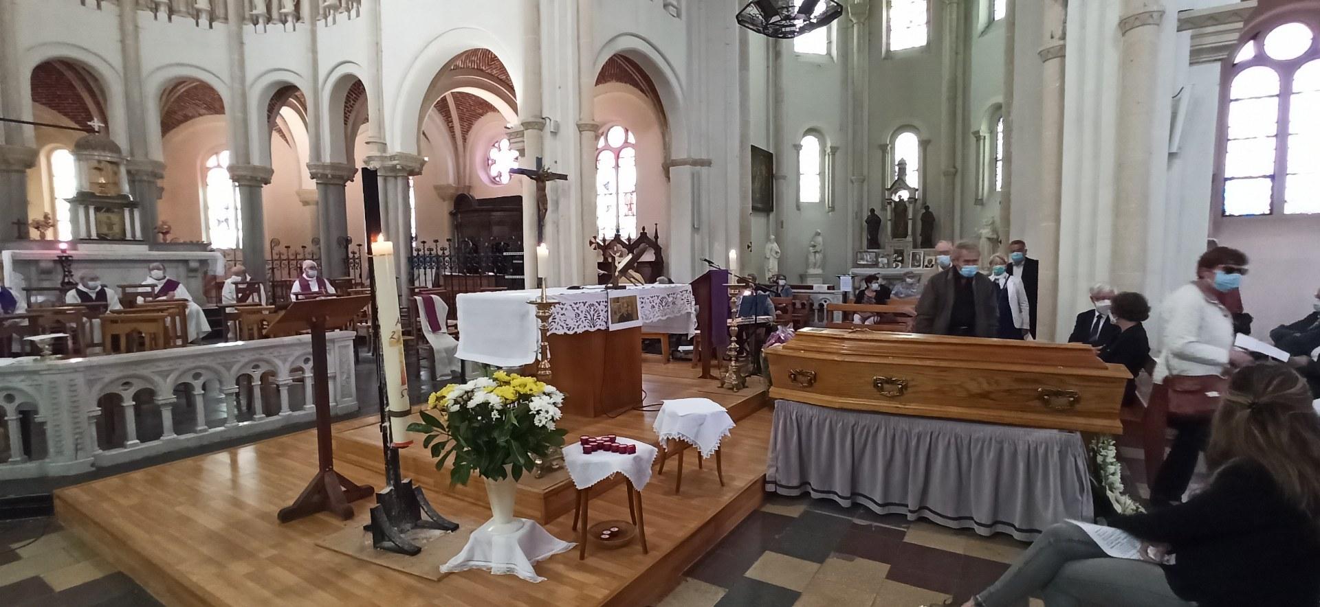 Auberchicourt Guy Seulin  enterrement (6)