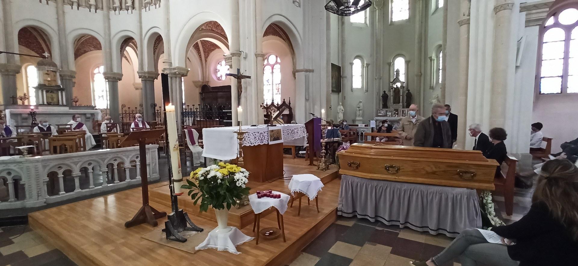 Auberchicourt Guy Seulin  enterrement (7)
