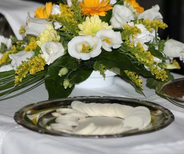 La table pour les offrandes