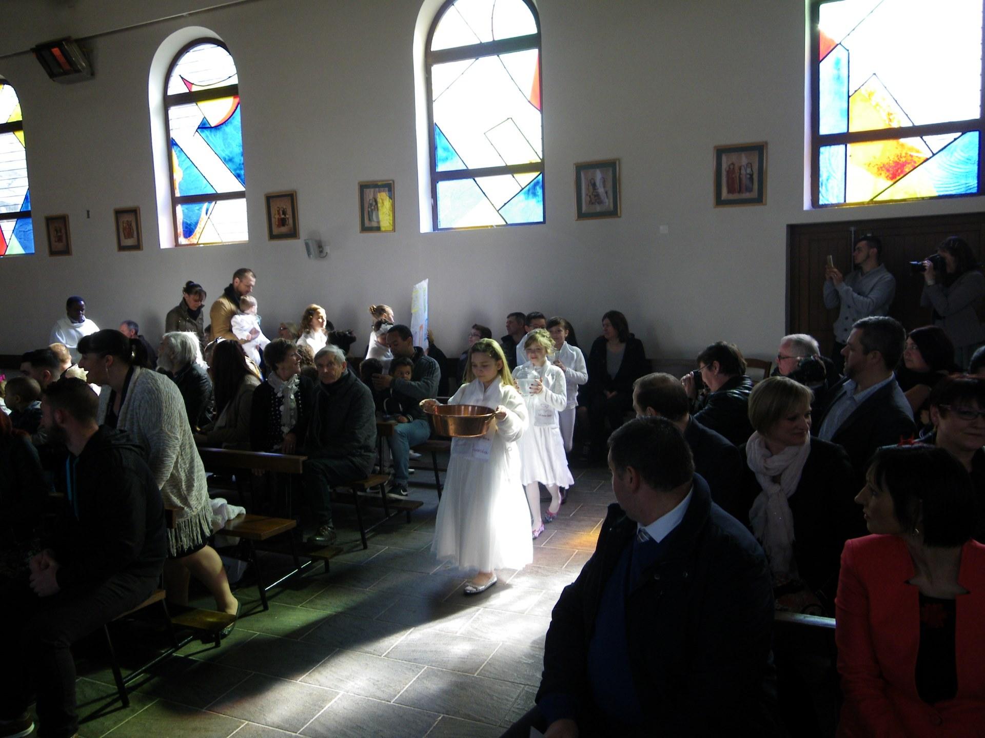 baptêmes d'enfants du catéchisme 3