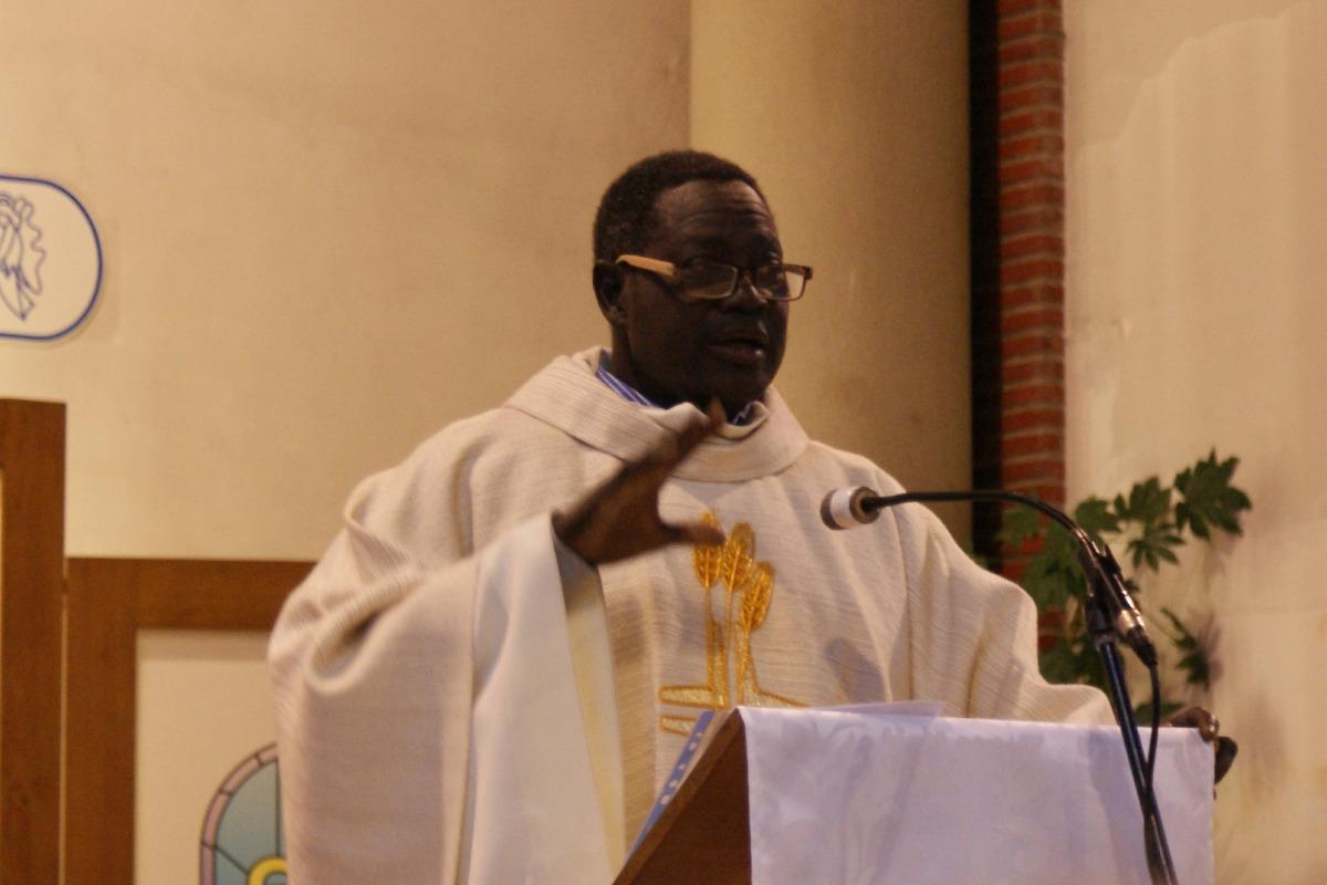 Basile Ouédraogo assure la prédication