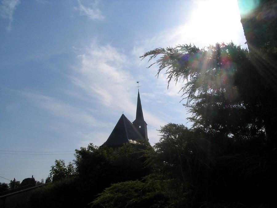 01 Bersillies eglise Sainte Aldegonde