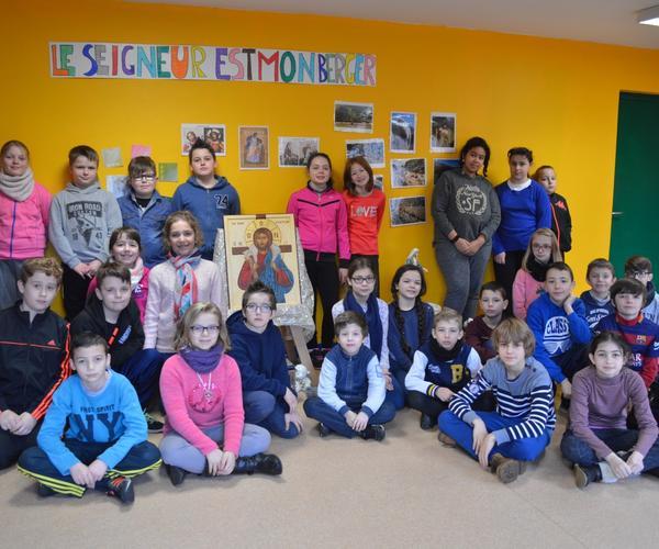 Ecole St Joseph Le Cateau