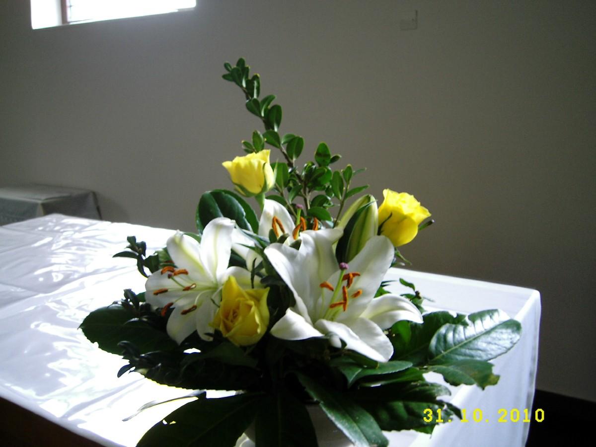 bouquet d'autel