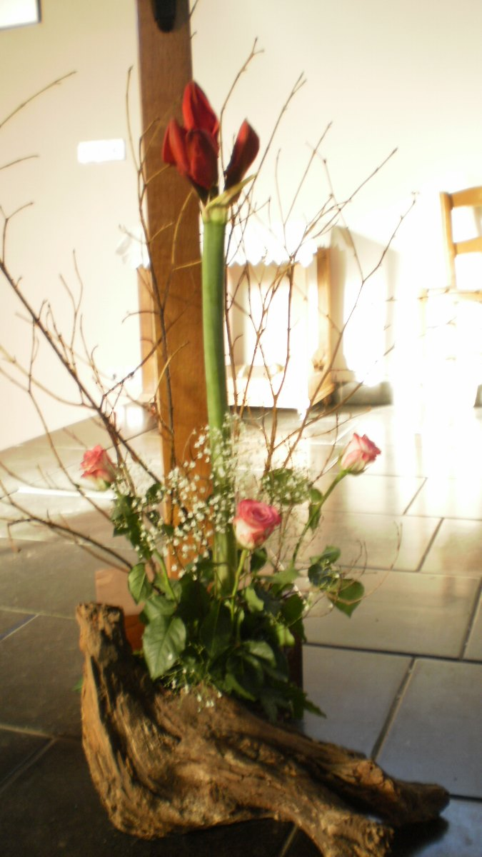 bouquet pour l'Avent