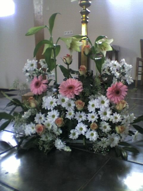 bouquet pour les communions