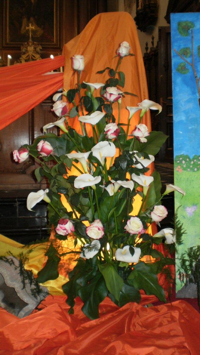 bouquet pour des communions