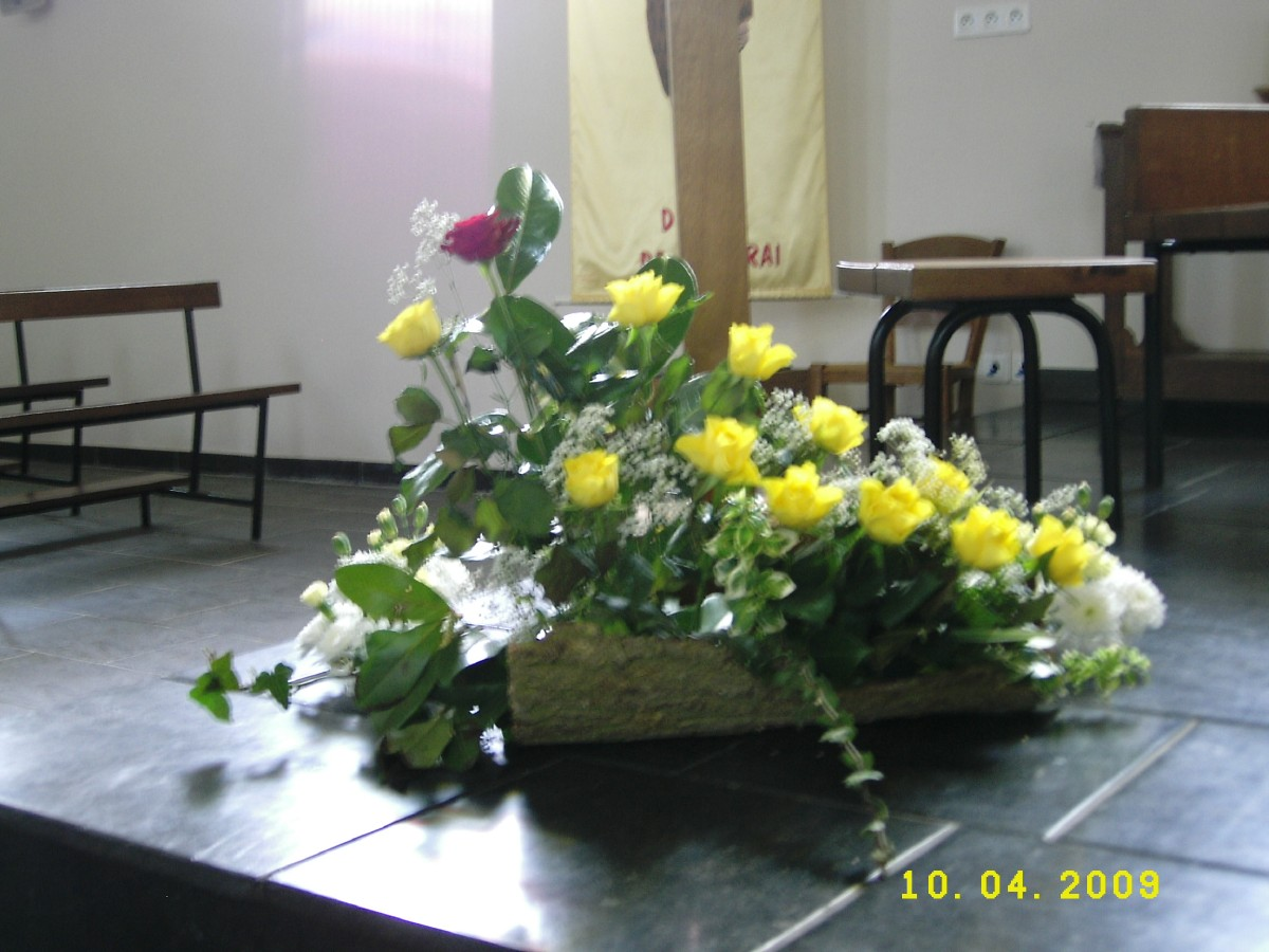 bouquet pour jeudi saint