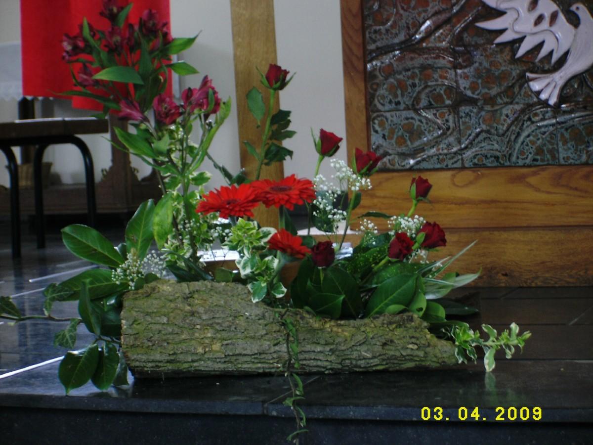 bouquet pour les Rameaux