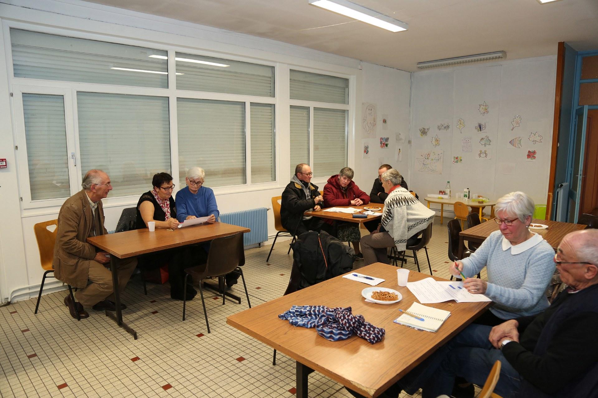 Café débat à Vieux Condé / Fresnes sur Escaut. 2