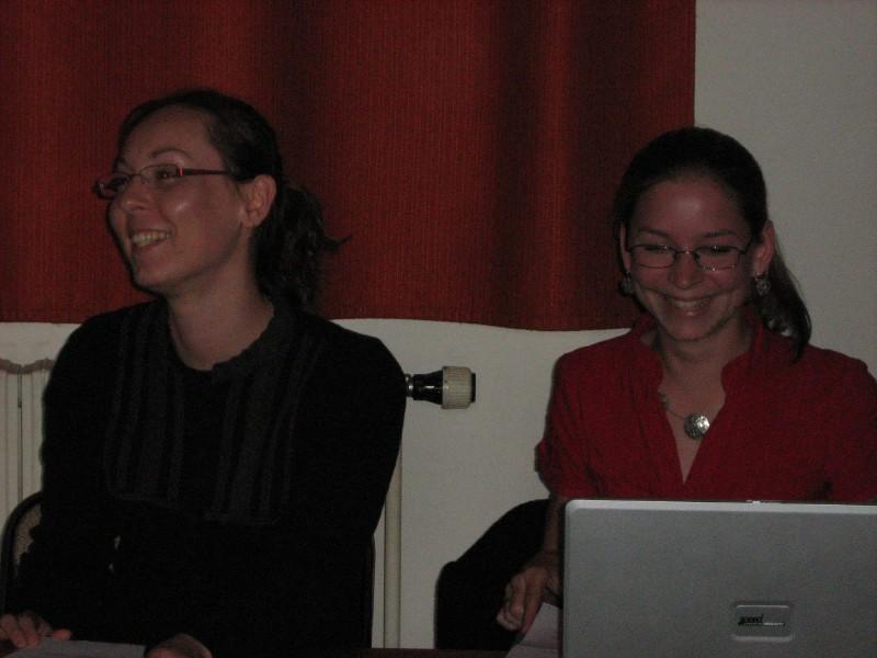 Camille et Audrey