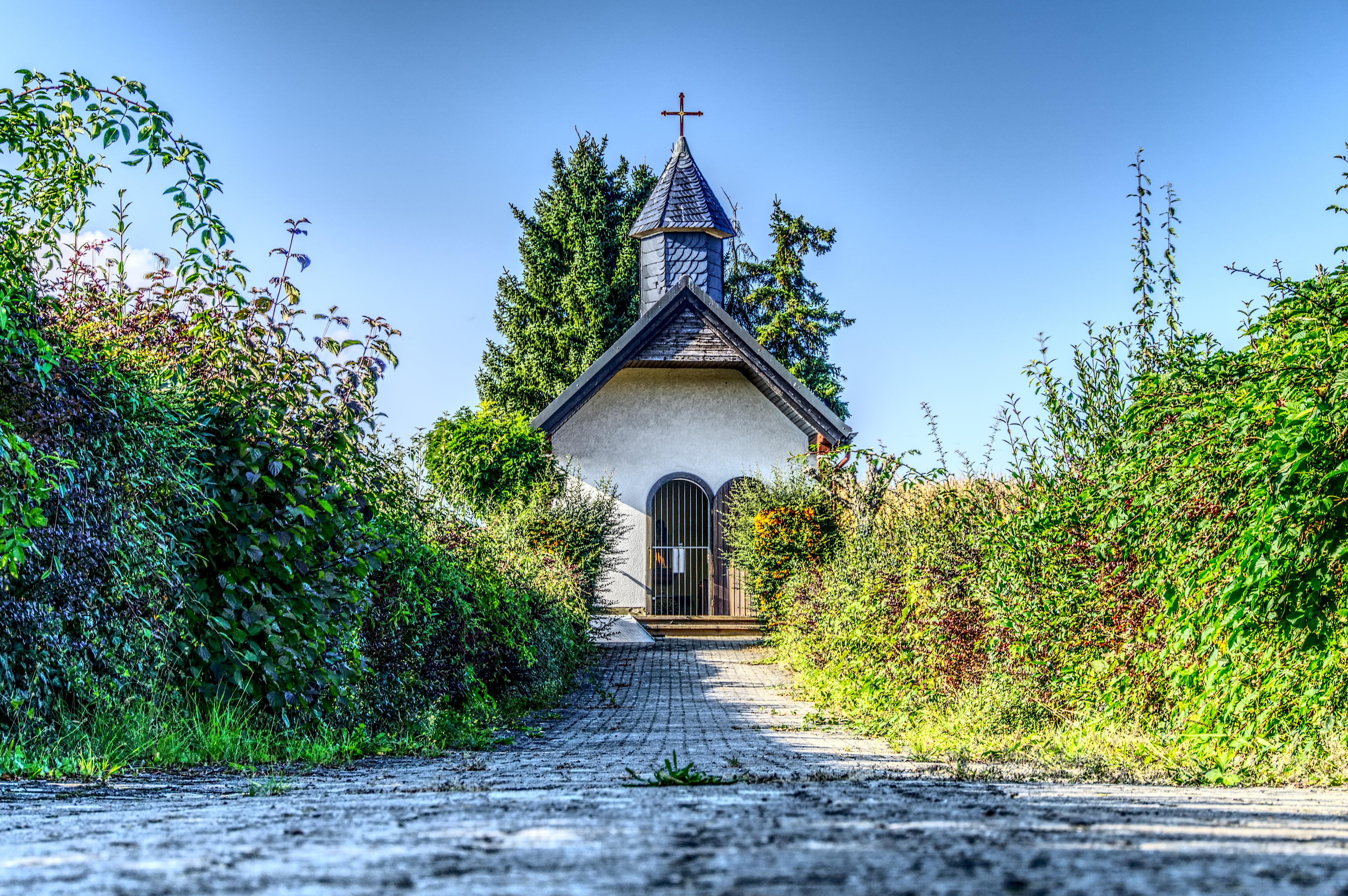 chapel, pray, faith