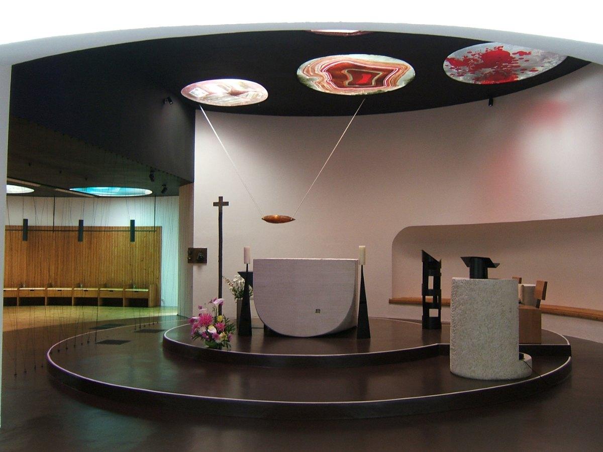 Carmel St Saulve Chapelle