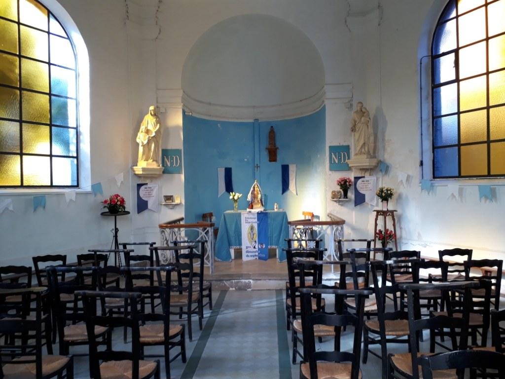 chapelle des affliges de Val 2020 (1)
