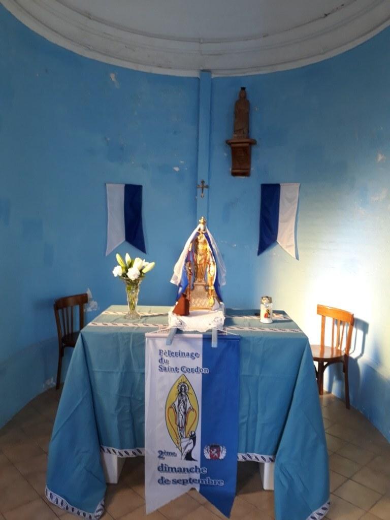 chapelle des affliges de Val 2020 (2)