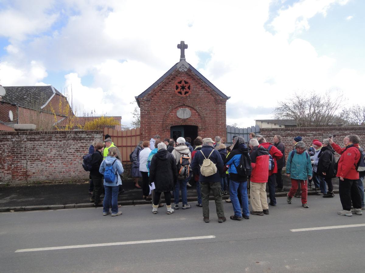 5- Chapelle  N.Dame de Lourdes