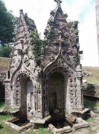 Chapelle de Saint Nicodème et ses fontaines 6