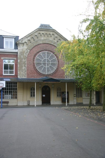 Chapelle lycée ND