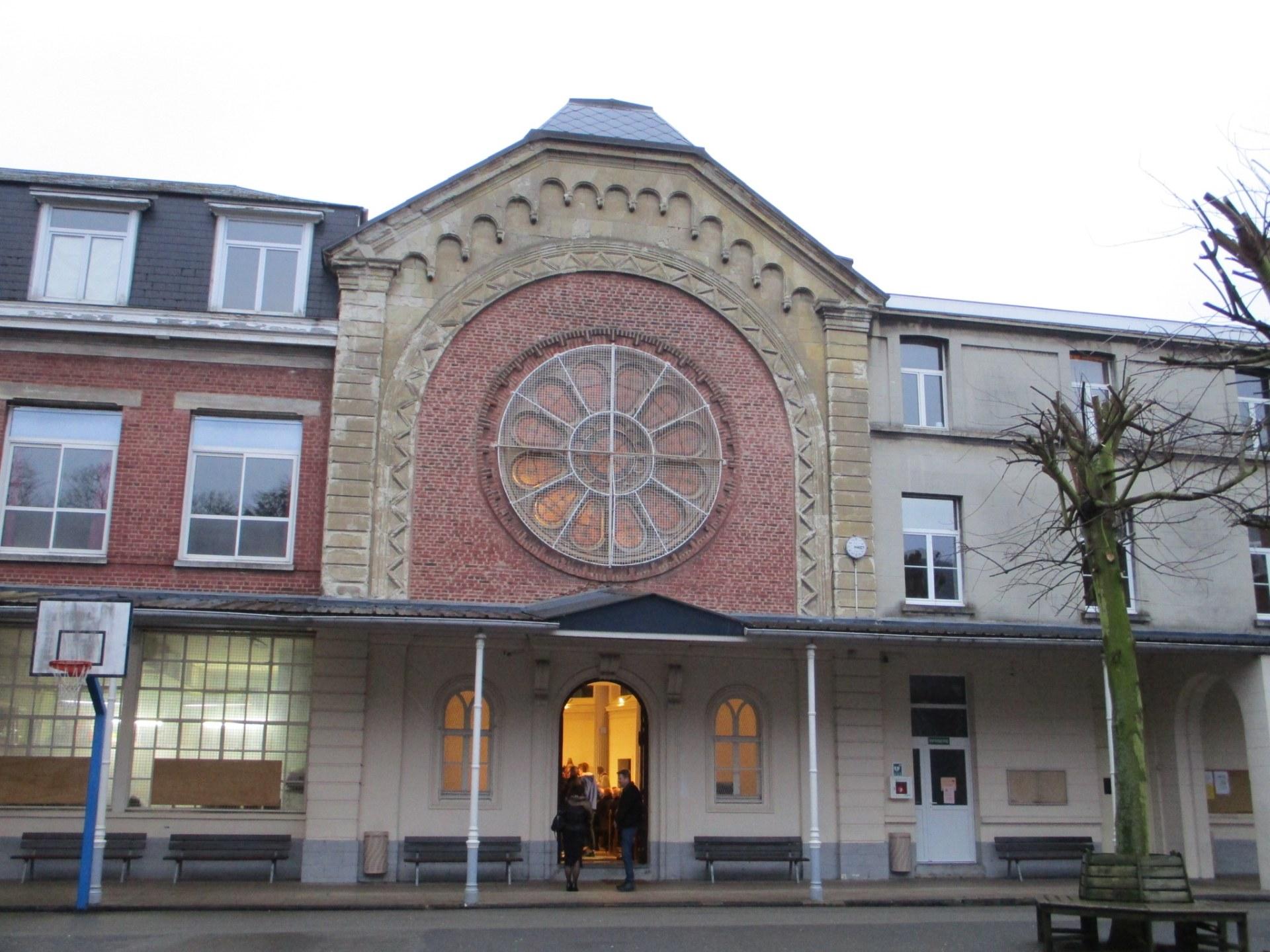 Chapelle Lycée ND Vals