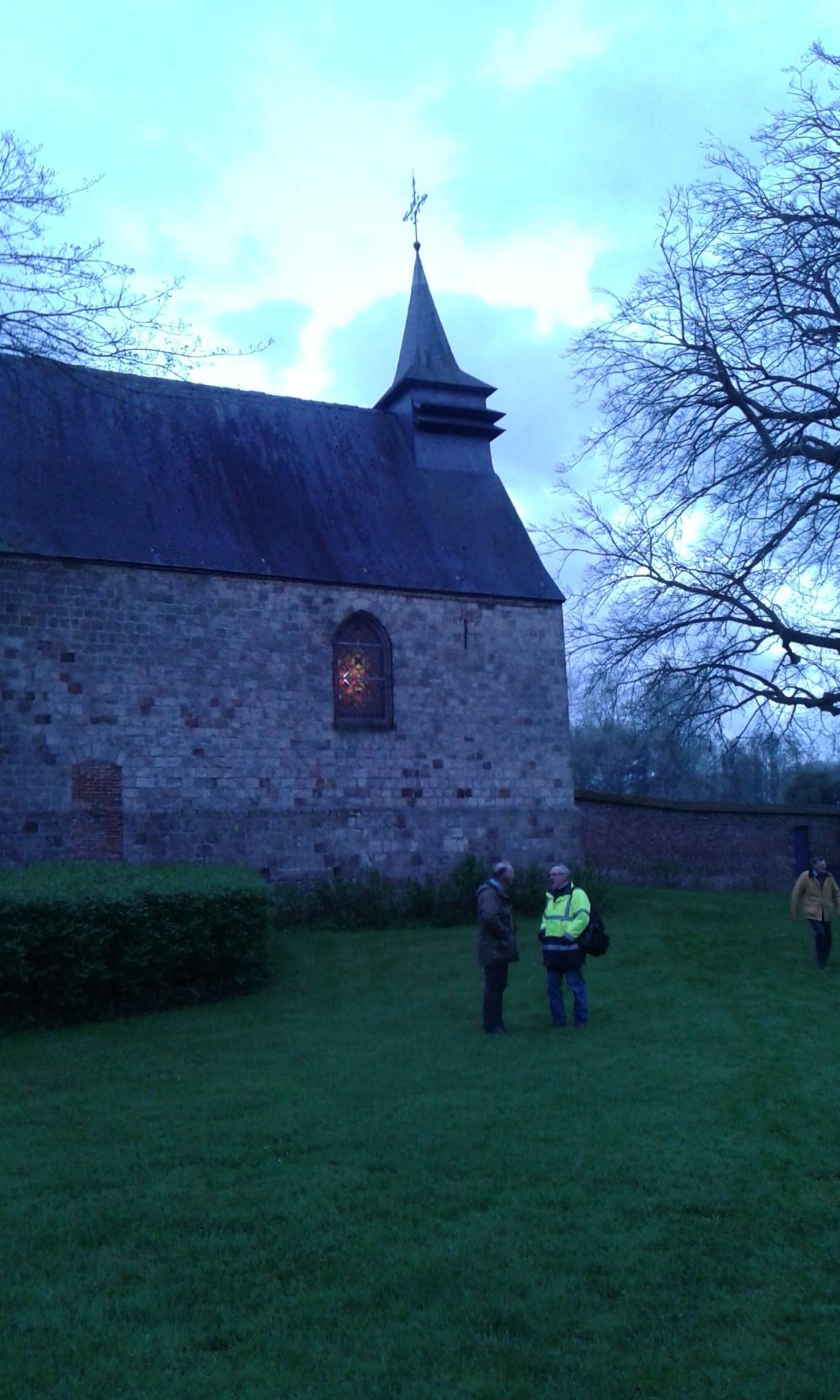 chapelle potelle