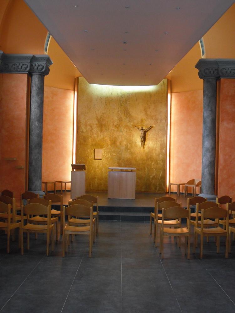 chapelle Raismes
