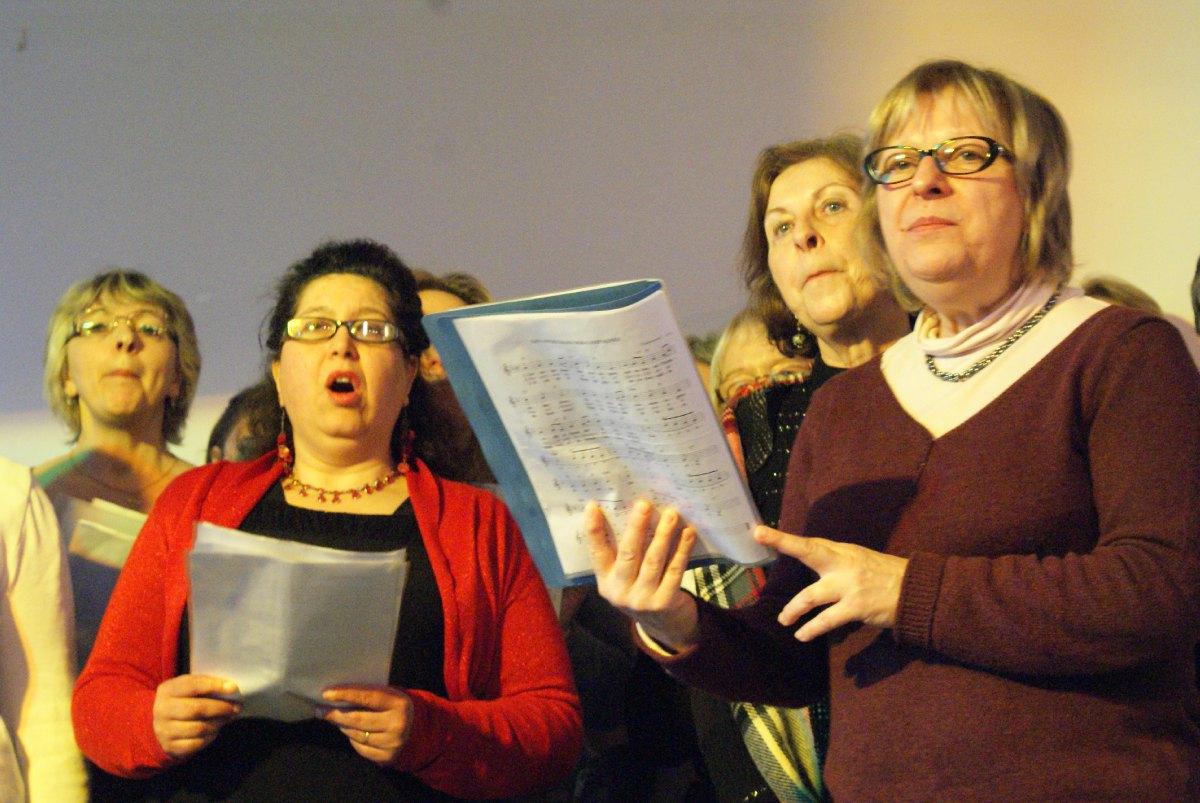Chorale  œcuménique 13