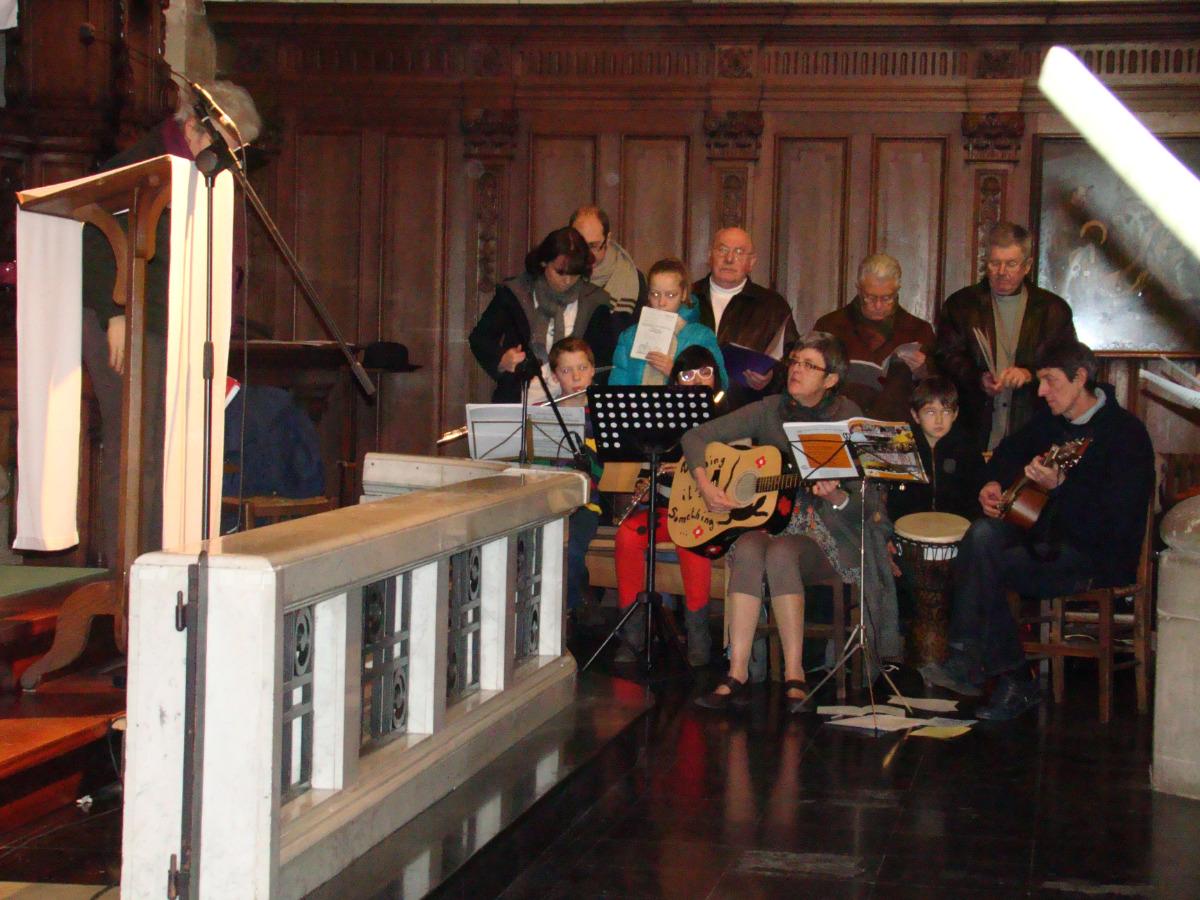 Chorale Sainte Barbe Anzin