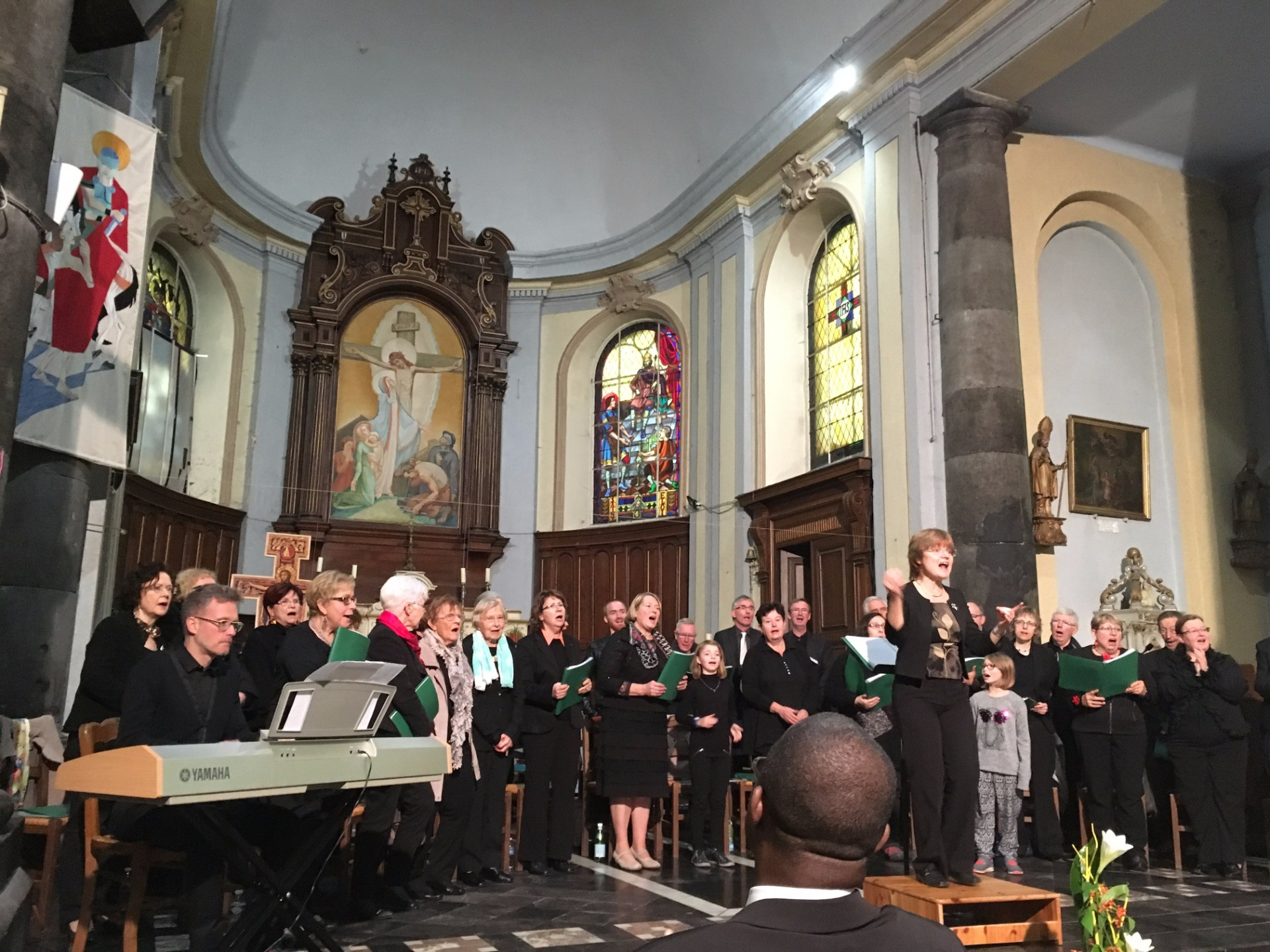 chorale Ste Thérèse 7 oct 2017