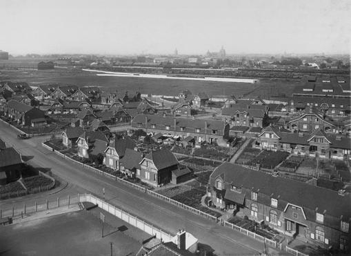 Cité de la Clochette Waziers 1926
