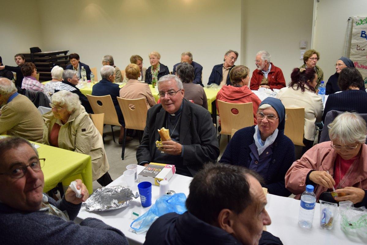Clôture de la Neuvaine et synode provincial 19