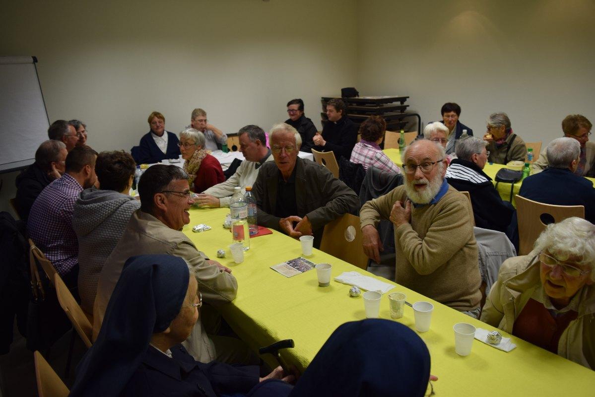 Clôture de la Neuvaine et synode provincial 20